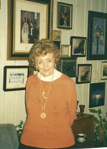 Mrs. Helen Clarke Fowler