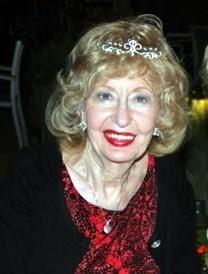 Beverly Alfson obituary photo