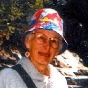 Dorothy Jean Foot