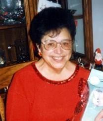 Eugenia B. Moronez obituary photo