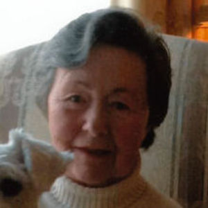 Pauline Edine Balabon Obituary Photo