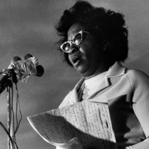 Clara Luper Obituary Photo