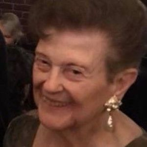 Dorothy Spanos Obituary Photo