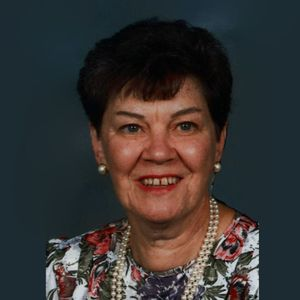 Mrs. Kathryn Eileen McGovern Menhennett
