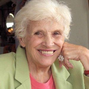 Betty Ann (Blanchflower) Henriques Schlepark