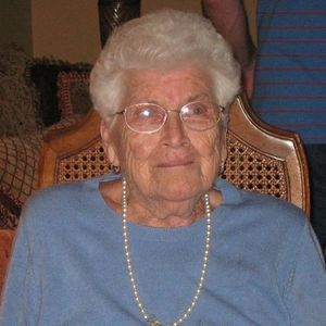 Marjorie G. (nee Suntzenich) Burr Obituary Photo