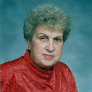 Dolores M. Locher Obituary Photo