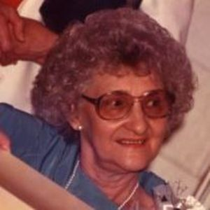 Ida Virl Cudd Eplee Obituary Photo