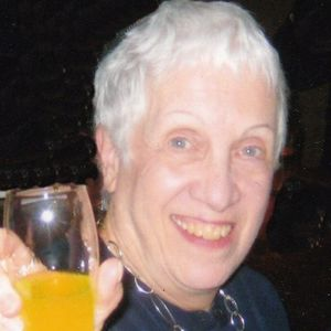 Lucy A. Geraghty Obituary Photo