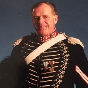 Mr. George Ronald Nelson Obituary Photo