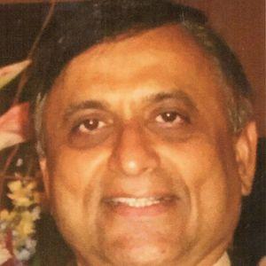 Mr. Suresh Chimanlal Shah Obituary Photo