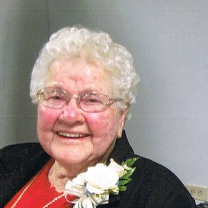 Mrs. Erma Cecelia (Sass) Denny Obituary Photo