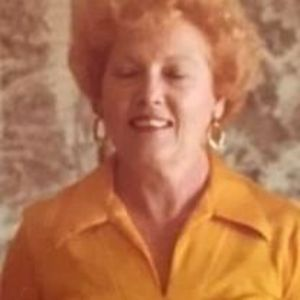 Shirley Lillian Adams