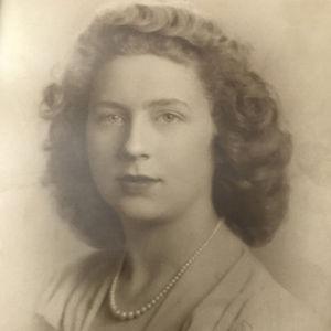 Jean Dolores Merciez Obituary Photo