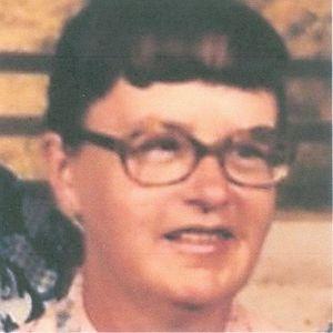 """Margaret M. """"Peg"""" Rose"""