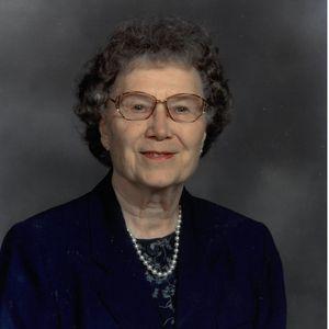 Mary Alice Rawson