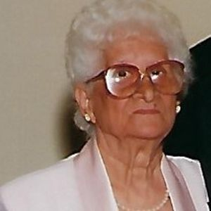 Nellie M. Bullock Obituary Photo