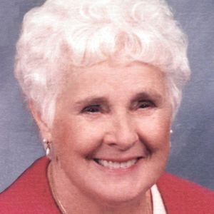 "Gertrude ""May"" Watt Obituary Photo"