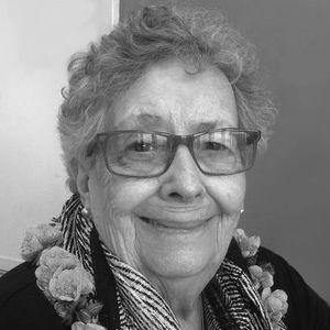 Mrs. Allaine M. (Williams) Abe Obituary Photo