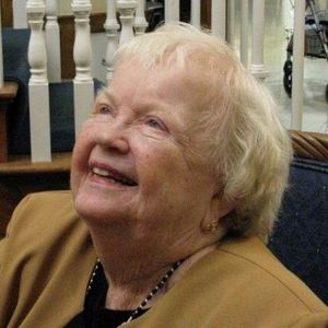 "Mary Catherine ""Cathy"" Benedict Obituary Photo"