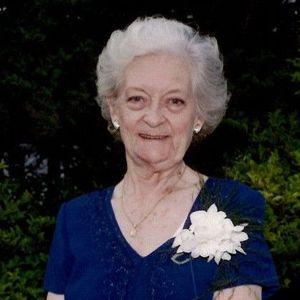 """Mrs. Dorothy """"Dot"""" Capozzi"""