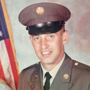 """William M. """"Mike"""" Steers Obituary Photo"""
