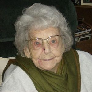 Mrs. Margaret Gertrude Whitaker