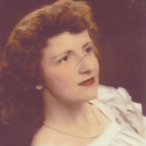 Gertrude Burbage