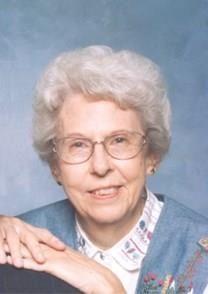 Vera Johnson Guynn obituary photo