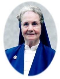 Sister Mary Nora Dwan, obituary photo