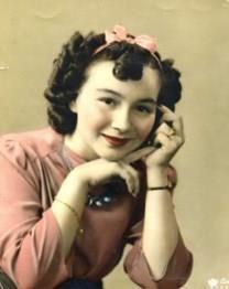 Bertha Mae Lucich obituary photo