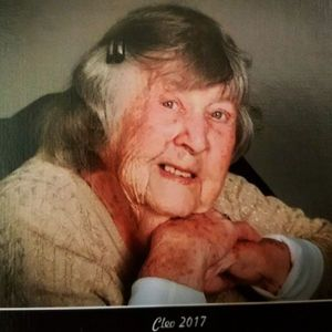 Mrs. Cleo May Dykes Obituary Photo