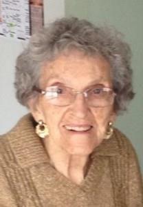Martha Gertrude Mountz obituary photo