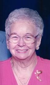 Ethel Harris Garrison obituary photo