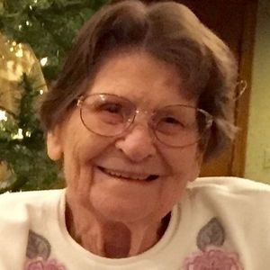 Virginia Ruth Keatley Obituary Photo