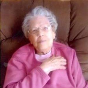 Mildred Evelyn Harris