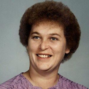 Ruth Ann Sieg Obituary Photo