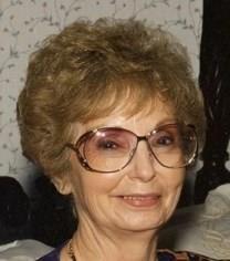JoAnn Zar obituary photo
