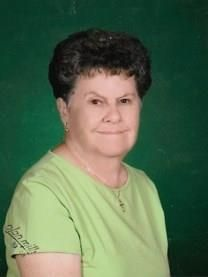 Evelyn Morrison obituary photo