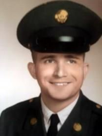 Dean Carroll Morgan obituary photo