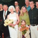 Callaway Gardens in Mountain Ga. for renewing wedding vows for 50 years with Julia and Walt