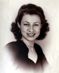 Mary Jane Tanguy obituary photo