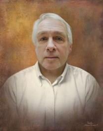 David Stead obituary photo