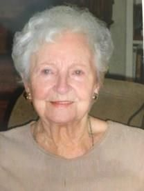 Joan Doreen Welch obituary photo