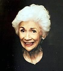Mary Verne Butler obituary photo