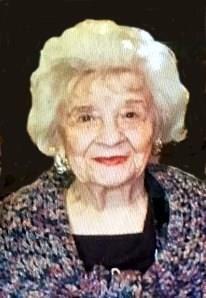 Myra S. Evans obituary photo