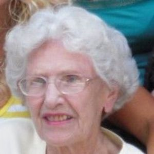 Geraldine Mahaffey Brooks