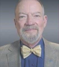James B. Stewart obituary photo