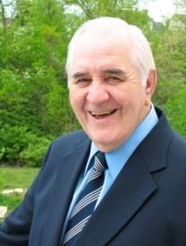 Thomas E. Schlesinger obituary photo