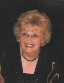 Patsy Marie Hamilton obituary photo